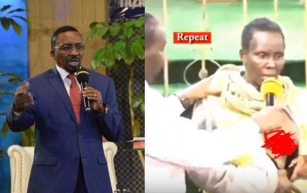Kenyan Pastor Arrested For Exposing A Woman's Breast During Deliverance