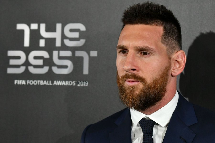 Lionel Messi Wins FIFA Best Player Of The Year