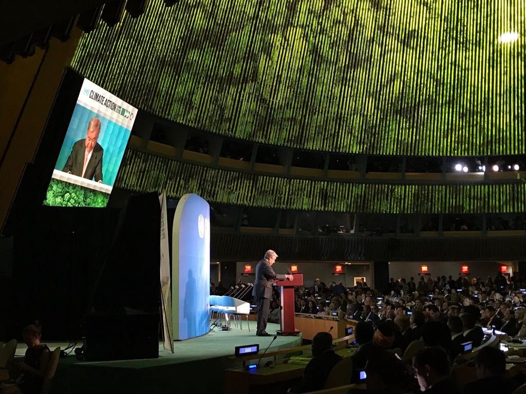 Photos Of Buhari & Other Presidents At UN General Assembly 4