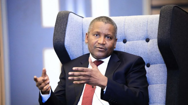 Forbes List: Aliko Dangote Is Africa's Richest Man For The 9th Time In A Row