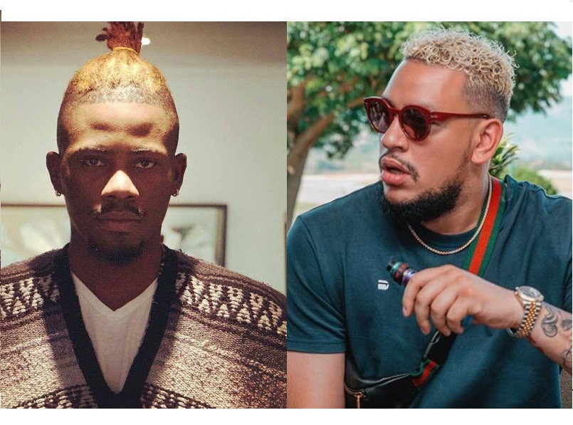#Xenophobia: Nigerian Rapper YCee and South Africa's AKA Slam Each Other On Twitter