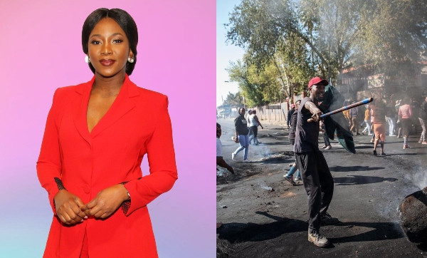 #Xenophobia: They've Shown Us Countless Times Who They Are — Genevieve Nnaji Reacts To Attacks On Nigerians