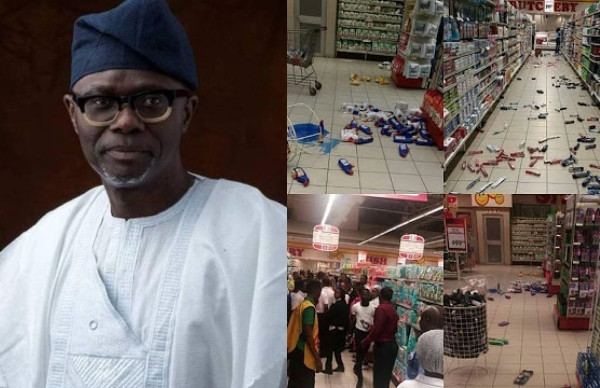 #Xenophobia: Over 5,000 People Lost Their Jobs After Anti-Xenophobic Protest — Governor Sanwo-Olu
