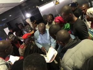 Xenophobia: 320 Nigerians spotted at airport heading back to Nigeria