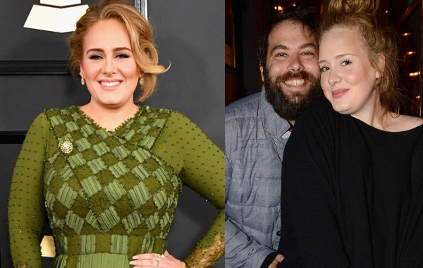 Adele Ready To Divorce Her Estranged Husband, Simon Konecki