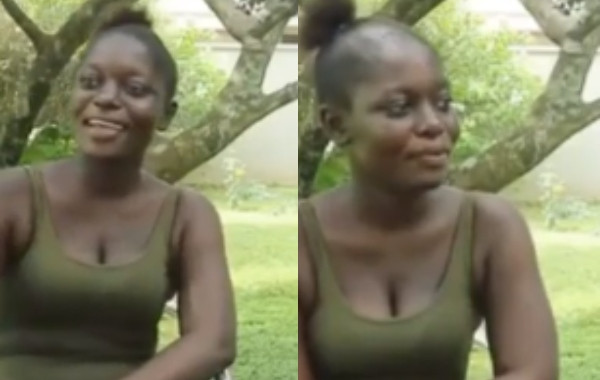 I Have Slept With 700 Men And 27 Ghanaian Celebrities - 22-Year-Old Ghanaian Lady