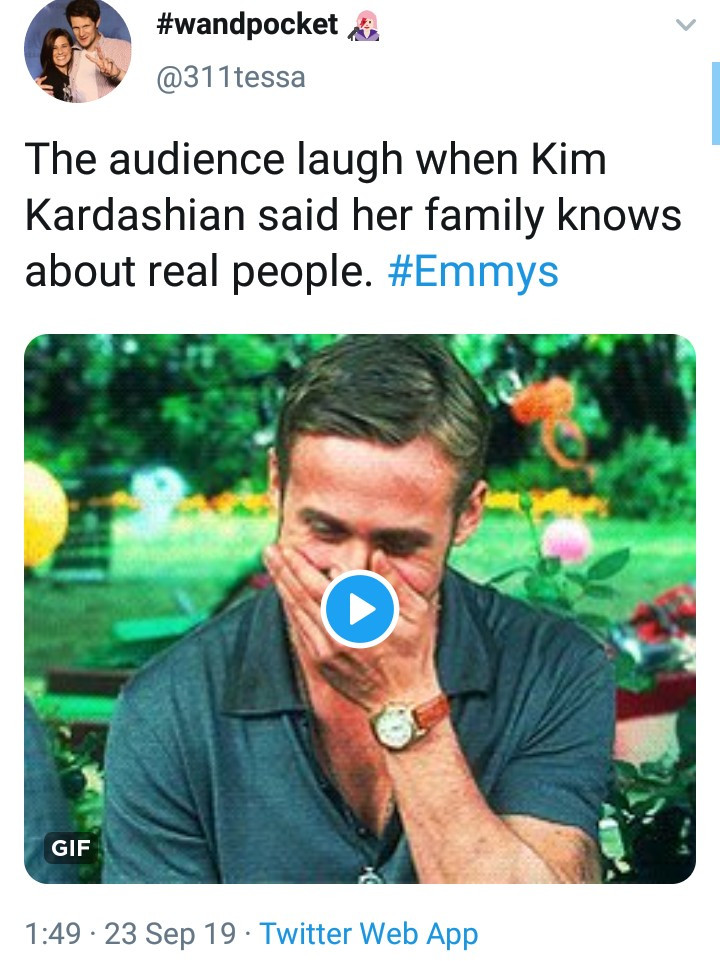 Kim Kardashian And Kendall Jenner Mocked By Audience At The Emmys 6