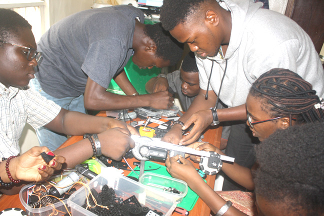 #Xenophobia: Nigerian Students Withdraw From Robotics Competition In South Africa
