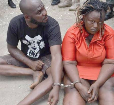 Lovers Who Stole N38 Million Health Insurance Funds Nabbed By Police