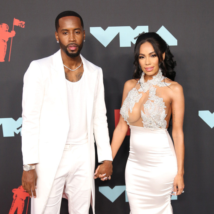 Erica Mena And Safaree Samuels To Welcome First Child Together Soon