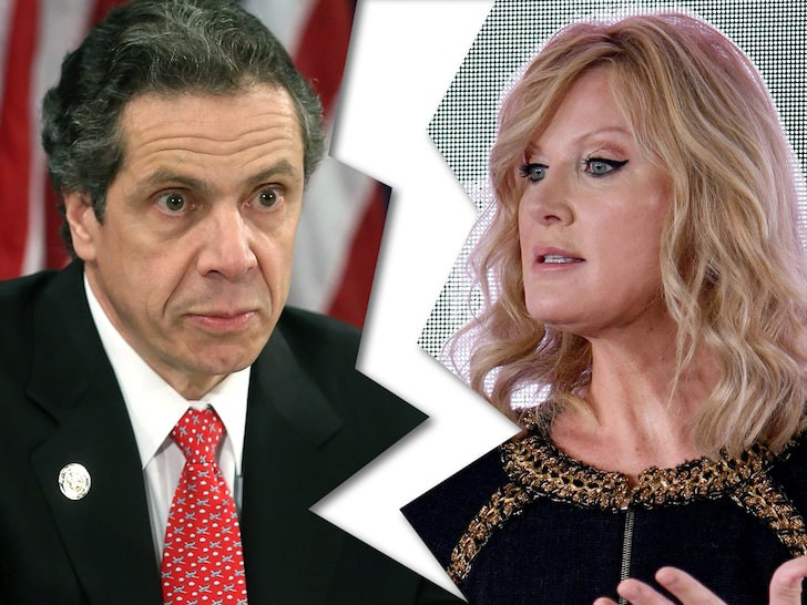 New York Governor Andrew Cuomo Breaks Up With Girlfriend, Sandra Lee After 14 Years Together