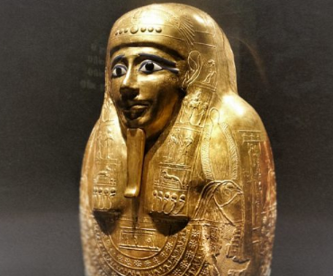 New York Museum Returns Stolen Ancient Egyptian Coffin (Photo)