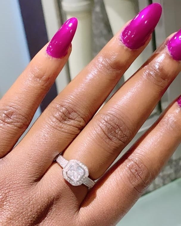 Actress, Chizzy Alichi Is Now Engaged (Photos)