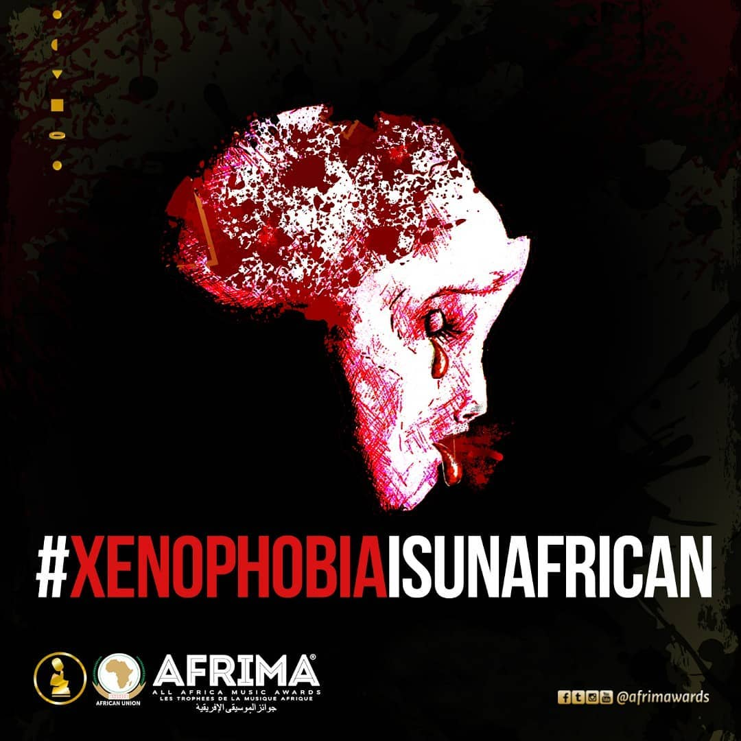 #Xenophobia: Read What AFRIMA Said About Attacks
