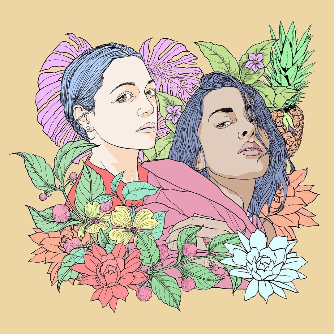 Anjulie Ft Natalia Lafourcade, Phyno — Holy Water
