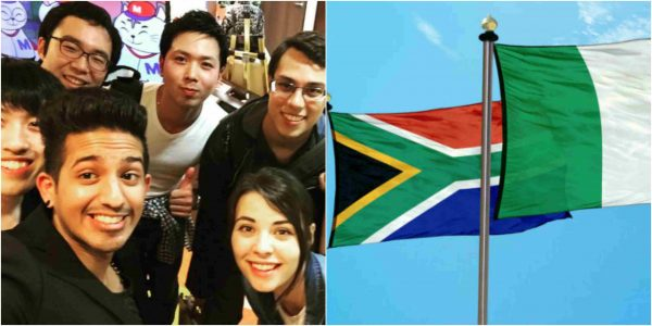 #Xenophobia: Nigerian Man Refuses To Sit With A South African At A Bar In Japan