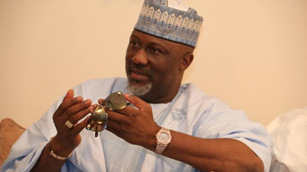 Dino Melaye Denies Being The Father Of TBoss' Child