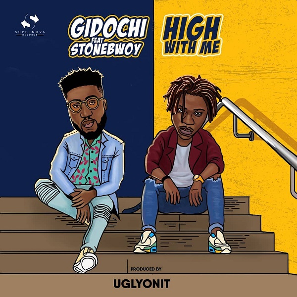 Gidochi Ft Stonebwoy High With Me Mp3 Download