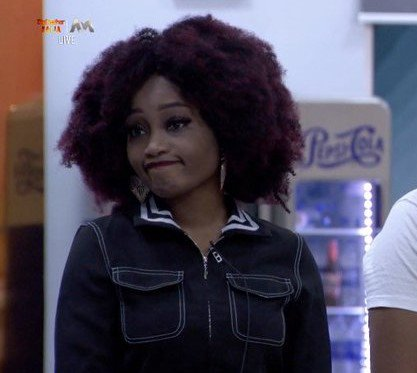 #BBNaija: Esther Evicted From The Big Brother House