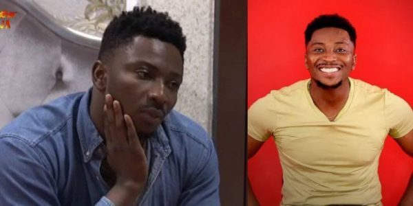 #BBNaija: Sir Dee Evicted From The Big Brother House