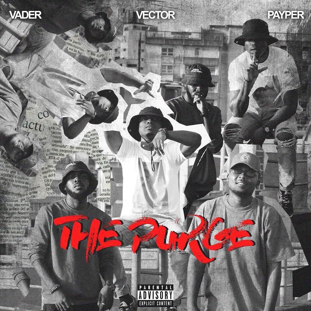 Vector Ft. Payper & Vader The Purge Mp3 Download
