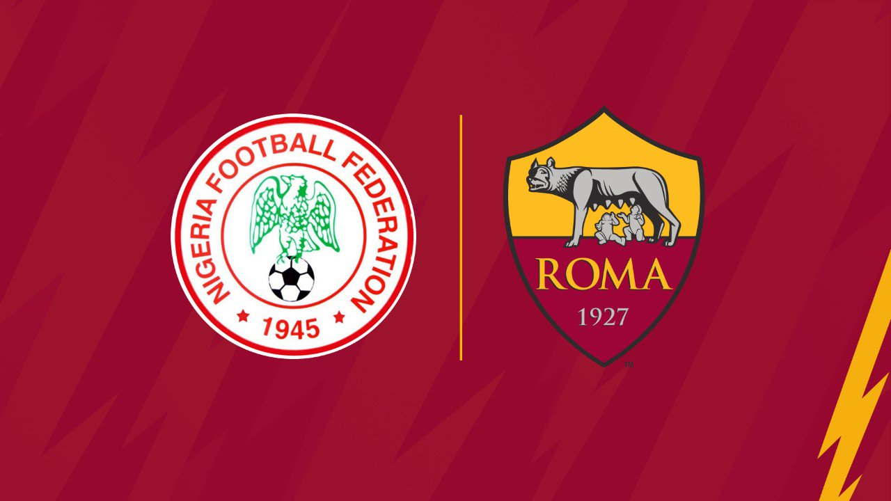 NFF and AS Roma Sign Partnership Deal
