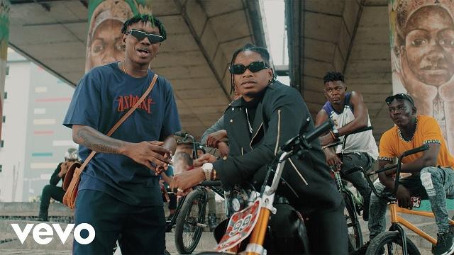 Lil Kesh Ft Mayorkun — Nkan Be Video Download