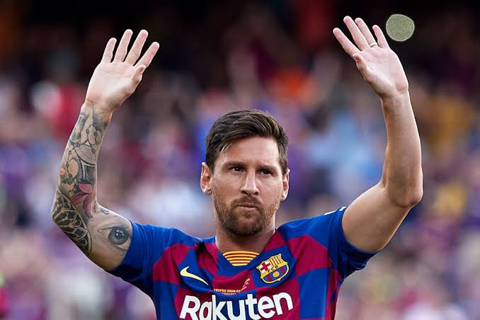"""Barcelona Ready To Offer Lionel Messi """"Life Contract"""""""