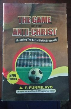 """Football Is Demonic And Was Invented By Satan"" — Nigerian Evangelist Who Served Satan For 990 Years"
