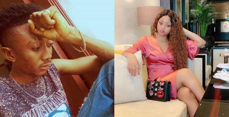 """""""Regina Daniels Blocked Me From Reaching My Dad"""" — Her Step-son, Emzy Laments"""