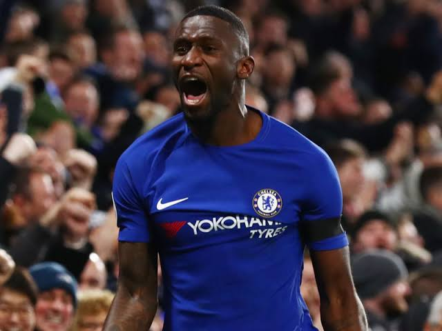 #Xenophobia: Antonio Rudiger Weeps For Africa