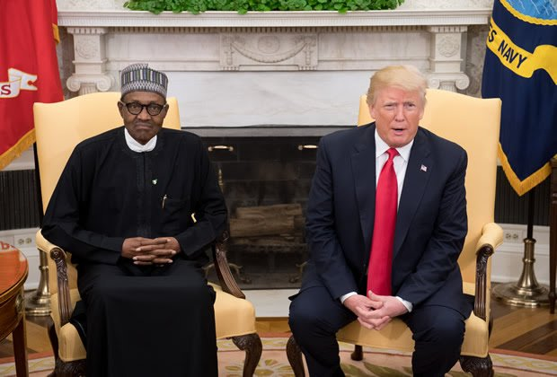Donald Trump Speaks With Buhari On Phone, Promised To Send Ventilators To Nigeria