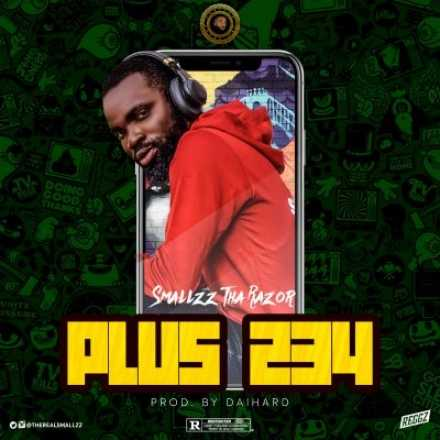 Smallzz Ft. Zlatan & Mr Eazi Plus 234 (+234) Mp3 Download