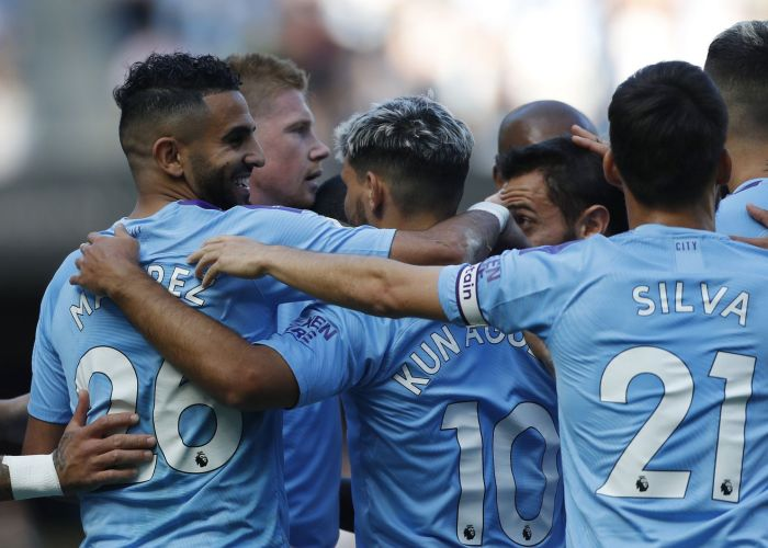 Manchester City 8 – 0 Watford EPL Highlight Mp4