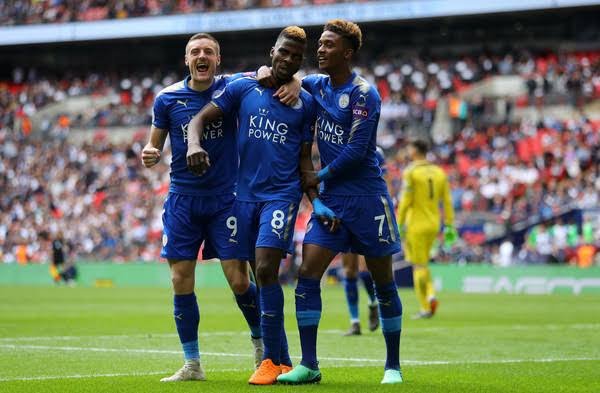 Watch Kelechi Iheanacho's First Goal For Leicester In 12 Months (Video)