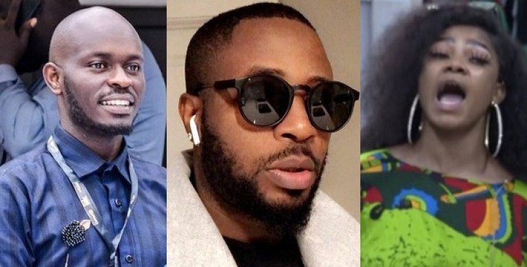 #BBNaija: Mr Jollof Threatens To Beat Up Tunde Ednut For Always Attacking Tacha