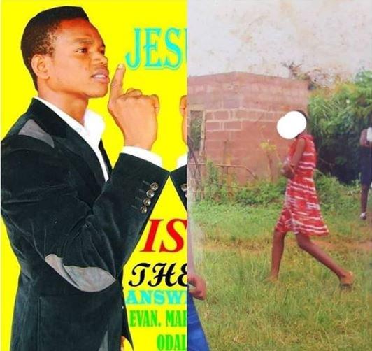 Pastor Impregnates 12-year-old Girl In Edo State (Photo)