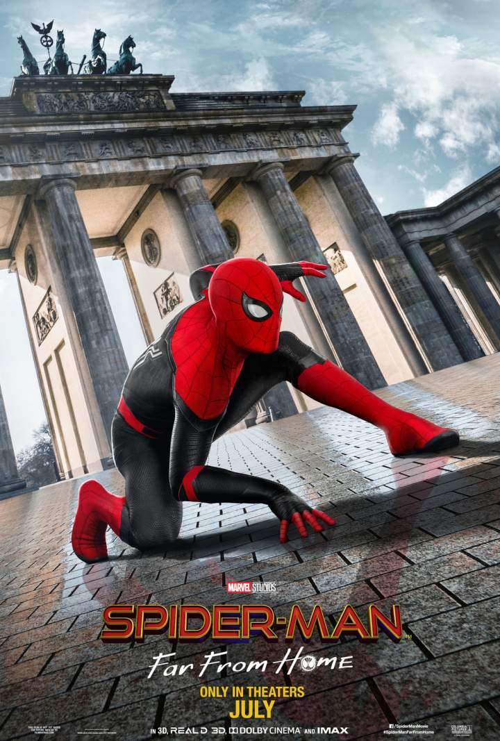 Spider-Man: Far from Home Movie Mp4 Download