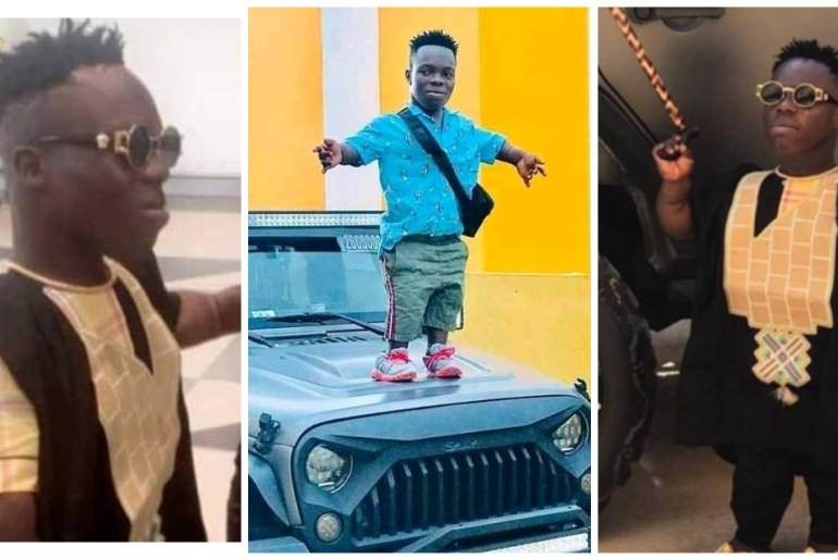 """""""I Pay My Bouncer $20M Every Month"""" – Comic Newbie Shatta Bandle Reveals In New Viral Video"""