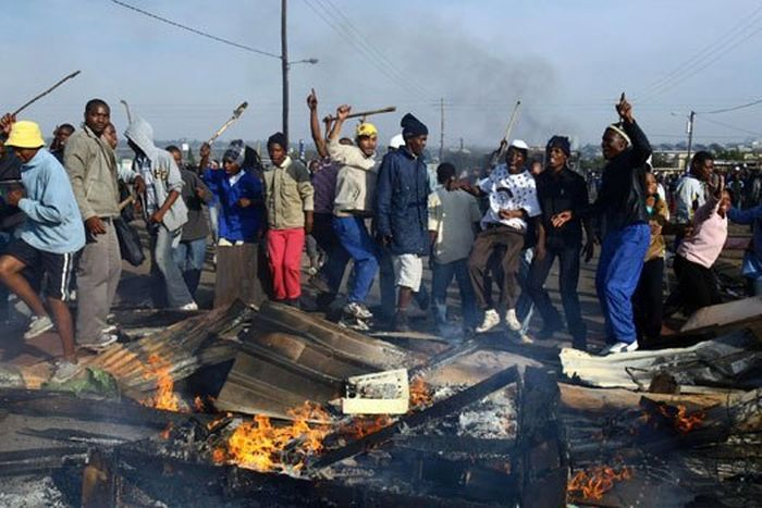 No Need To Apologize To Nigeria — South African Mayor