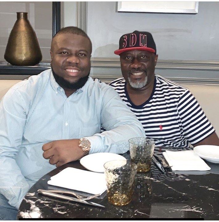 Hushpuppi And Dino Melaye Hangs Out Together (Photo)