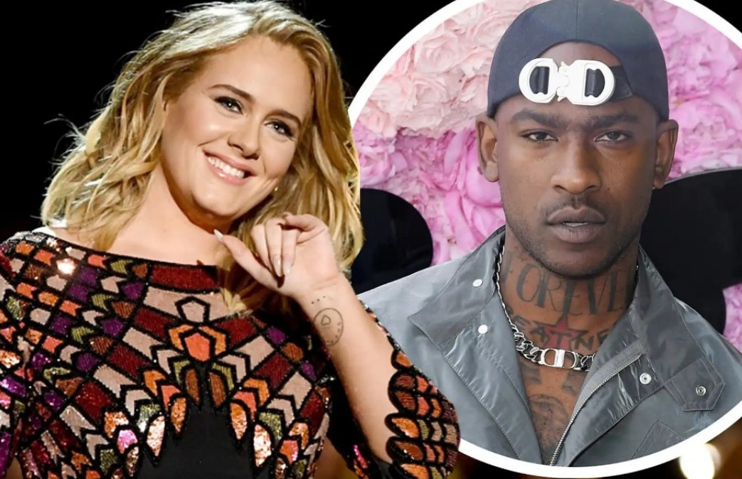 Adele Now Dating British-Nigerian Rapper, Skepta