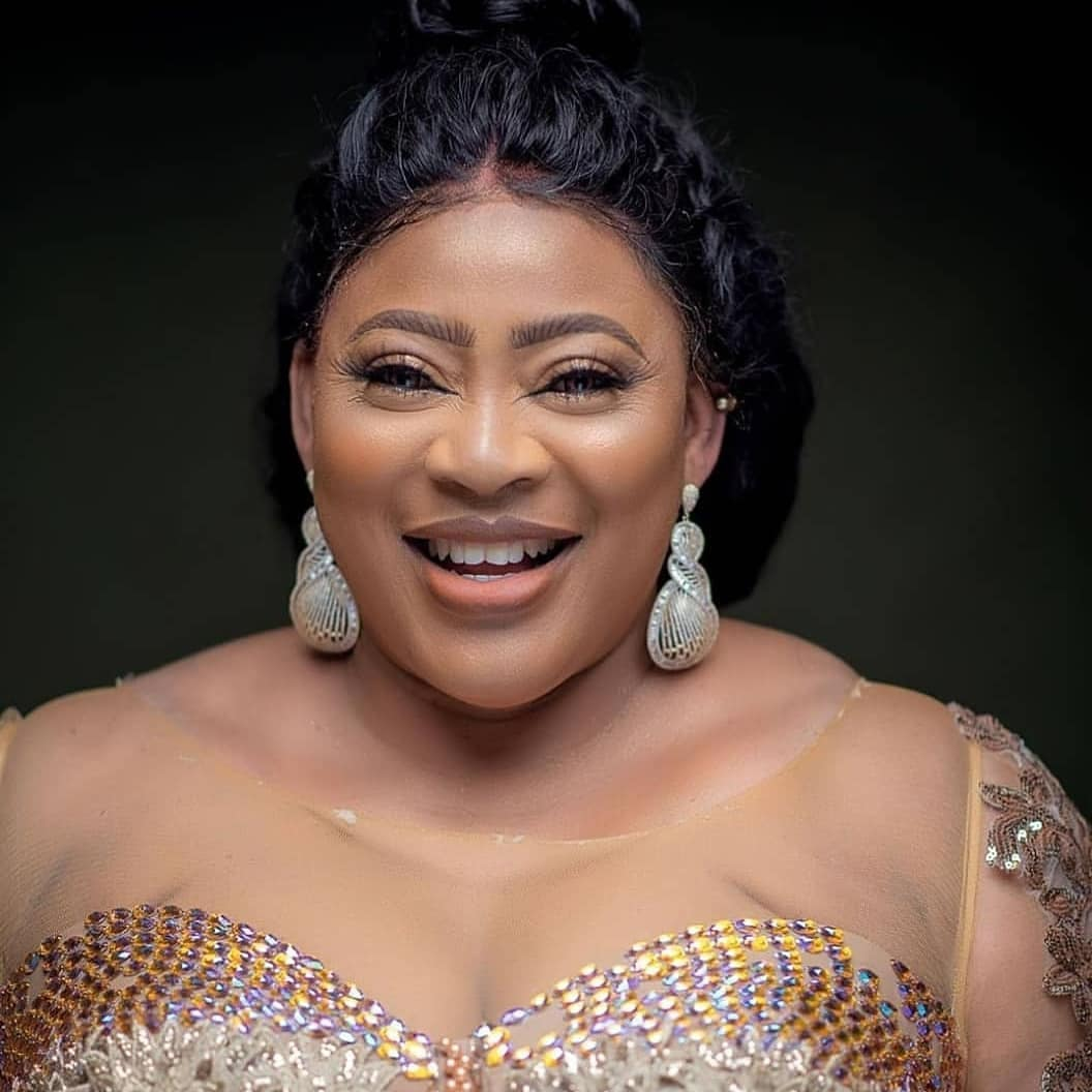"""I Still Love Sex & Want To Re-Marry"" — 50-Year-Old Actress Ayo Adesanya"