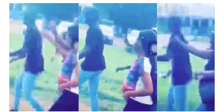 University Student Dragged Out Of Lecture Hall By Parents Of Girl He Impregnated (Video)