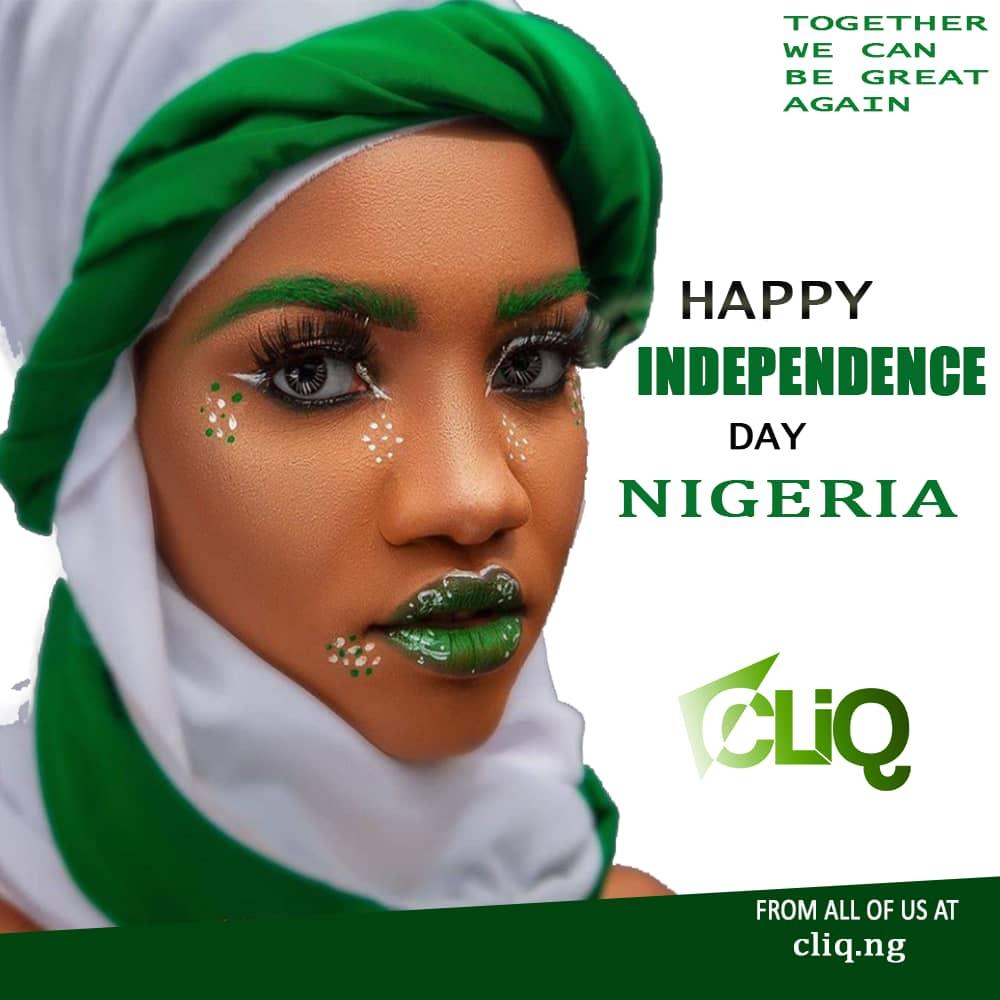 Nigeria @ 59: Happy Independence Day Nigeria