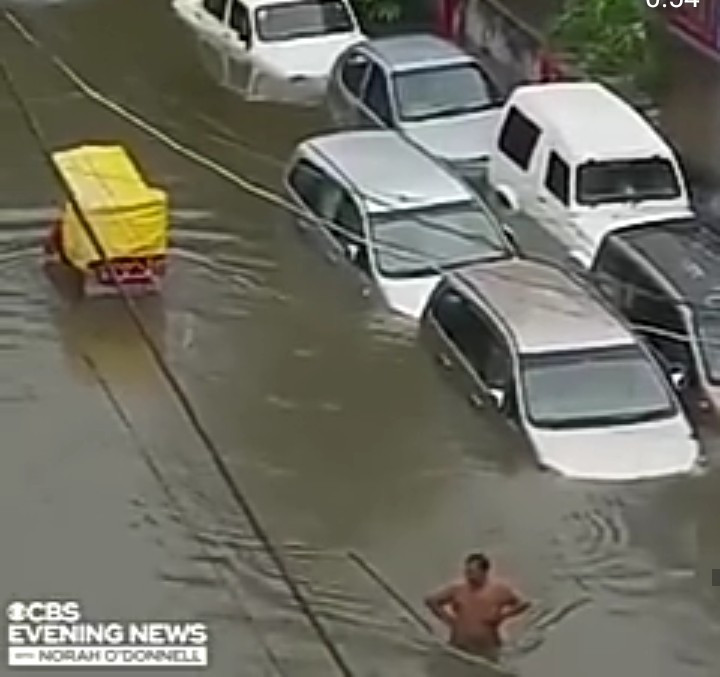 Over 100 Indians Dead After Heavy Rain Caused Flooding