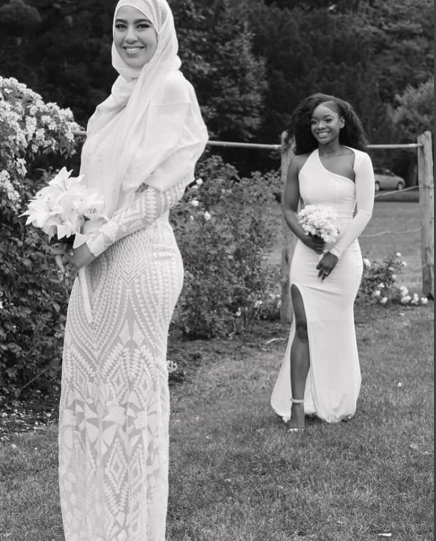 Muslim And Christian Lesbian Couple Get Married (Photos)