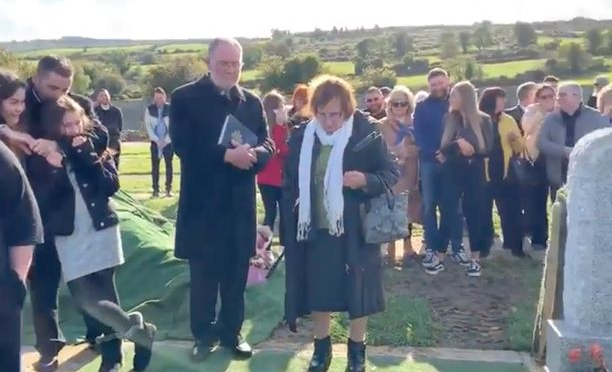 Man 'Wakes Up' At His Funeral As Mourners Hear Him Knocking On Coffin (Video)