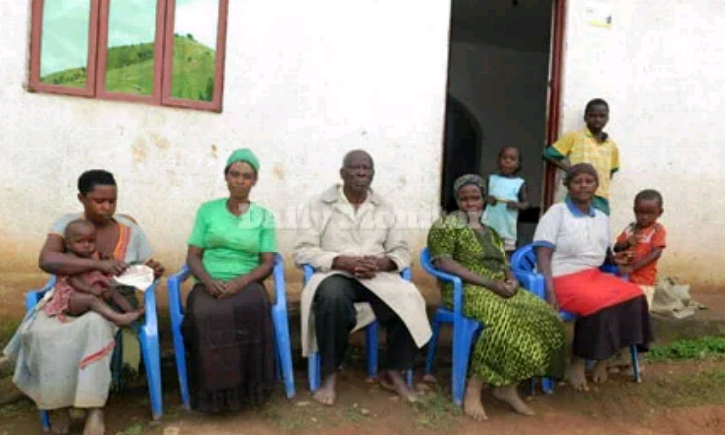 94-Year-Old Ugandan Man With 100 Children Marries Four New Wives