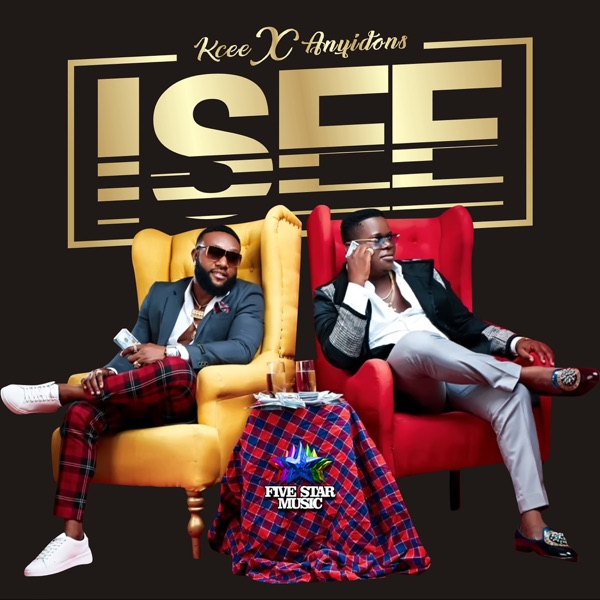 Kcee Ft. Anyidons – Isee (Amen) Mp3 Download